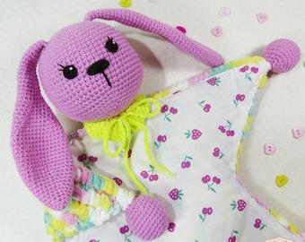 Comforter bunny