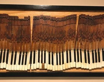 Piano Keyboard 1904
