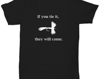 Fly Fishing Lovers T-Shirt