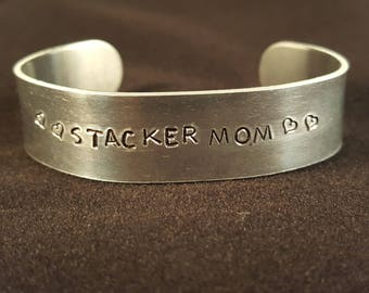 Sale!! Stacker Mom Chunky Cuff