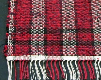 """Rag Rug  """"Pajama Party"""" Short and Sweet"""