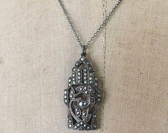 Sweet marcasite jewel