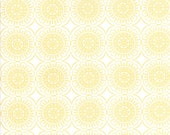 Pepper and Flax - Medallion in Tansy: sku 29044-16 cotton quilting fabric by Corey Yoder for Moda Fabrics