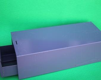 VINTAGE single Steelmaster brand filing drawer