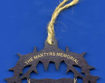 The Martyrs Memorial - To Live Was Christ