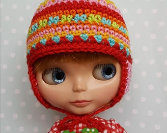 Blythe Hat Crazy Colours