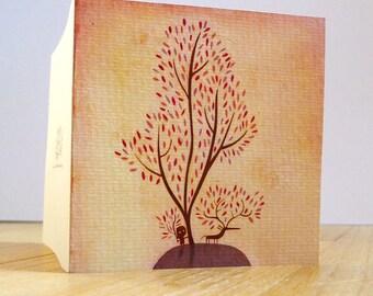 Card C174 Deer Hill