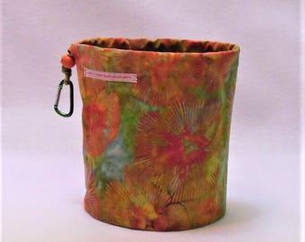 Tropical Flowers Bag