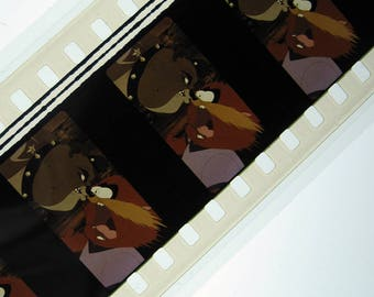 An American Tail Bookmark - Recyled 35mm Film Fievel Goes West