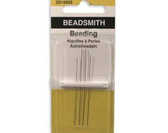 Beadsmith English Beading Needles Size 10/13  ZB10503