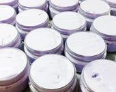Whipped Natural Body Butter. Mini 2 oz SMOOCHES Size Jar. Travel. Blackberries, Strawberries. Vanilla & Coconut Milk. Skin care. Moisturizer
