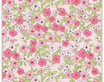 ON SALE Wonderland 2 by Melissa Mortensen Floral Pink