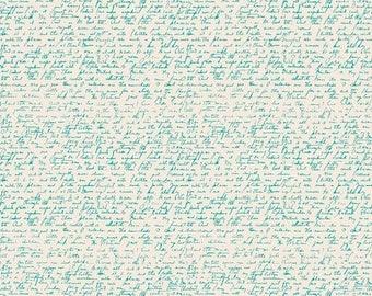 15%OFF Ava Rose By Deena Rutter Script Teal
