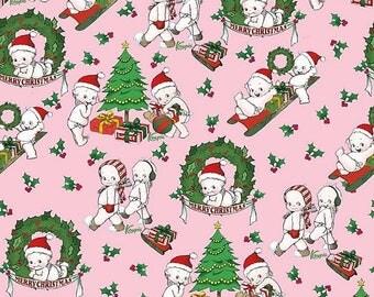 EXTRA20 20% OFF Riley Blake Designs Kewpie Love - Pink Main