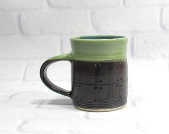 Large Ceramic Mug - Pottery Mug - Pottery Coffee Mug - Ceramic Coffee Cup - Ceramic Mug - Tea Mug - handmade Mug - Large Mug