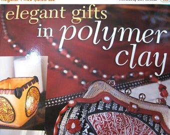 CLEARANCE Elegant Gifts in Polymer Clay by Lisa Pavelka