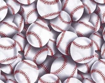 Baseball fabric | Etsy : baseball quilt fabric - Adamdwight.com