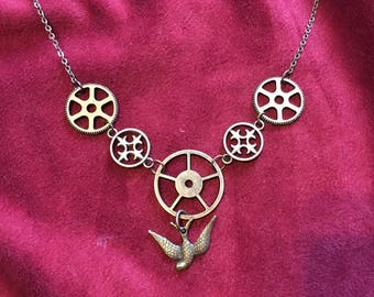 Classic Steampunk Necklace