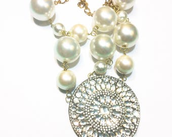 Sparkle and Pearls