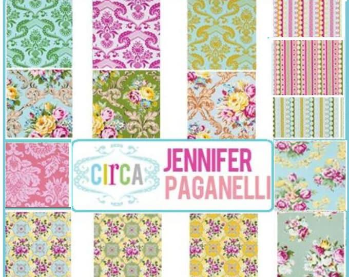 Circa by Jennifer Paganelli - Fat Quarter bundle of 15