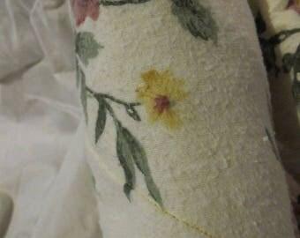 UnPaper Towels, Un Paper Towels, Reusable Kitchen Cloths, Upcycled Kitchen Towels, Paperless Kitchen Towels - Set of 6 Floral Print