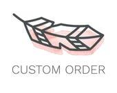 Custom Listing for marypenny // Cross Banner