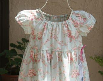 Charming girl's dress  sizes 1 thru 8