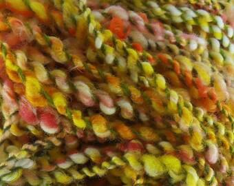 Estivale: handspun art yarn