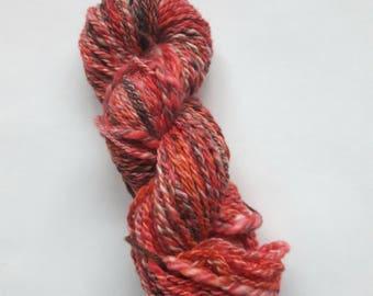 Hand Dyed and Handspun Yarn - Destash