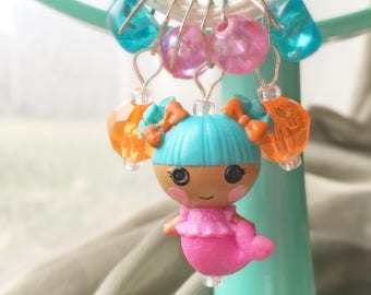 Lalaloopsy Mermaid Necklace