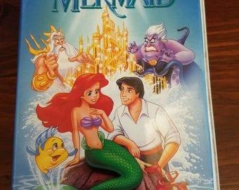 Infamous Little Mermaid VHS