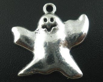Ghost Charm - set of 6 - #G113