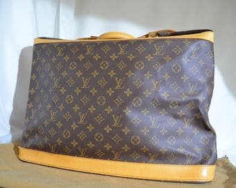 Reserved for Stacey! Vintage Louis Vuitton Monogram Cruiser 50 Luggage Bag