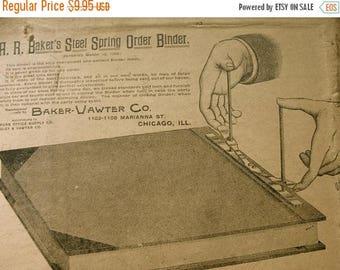 ONSALE 1 DOZEN 1800s  Grocery Company  Ledgers