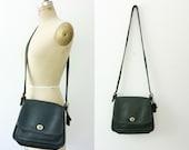 vintage Coach purse / crossbody bag / Coach Rambler's Legacy