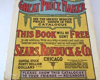 Sears Roebuck & Co. Catalog