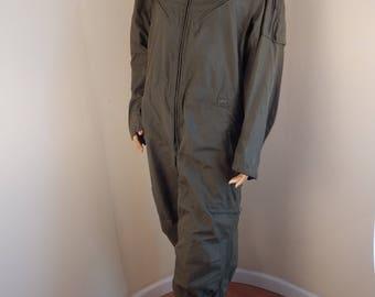 military flight suit,