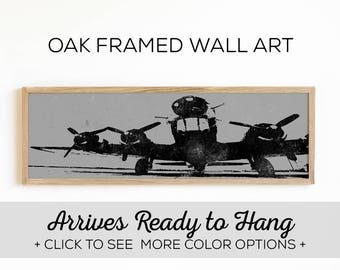 Vintage Airplane Wall Art - Airplane Propeller - Airplane Decor - Boys Nursery Birthday