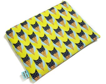 Motoki Kitty Cone Zipper Pouch