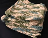 Reserved for CP -- Set of 12 Dishcloths