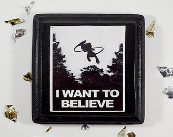I want to believe in Mew