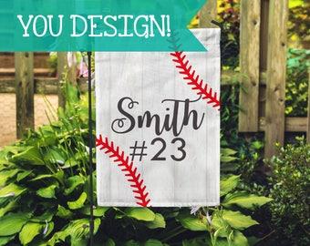 You DESIGN! Custom Garden Flag Designs