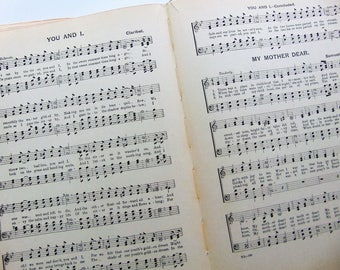 Antique Music And Lyrics
