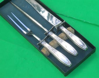Rogers IS Meat Carving Set
