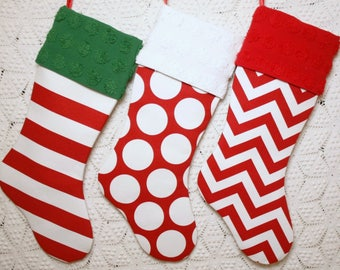 """Modern Stocking 