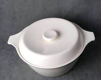 Corning Centura Saucepan Casserole 2Q Vintage