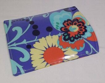 Car Registration Holder - Auto ID Wallet - Car Organizer - Sleeve Style - Car Document Organizer - Womens Car Accessory - Women's Car Wallet