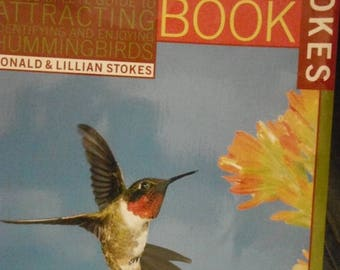 Hummingbirds --Complete Reference Book---If you Loved Hummingbirds this book is for you--Hard Find -- 40-70% off Patterns n Books SALE