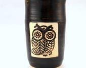 Owl Mug  22 oz.- Ready to Ship