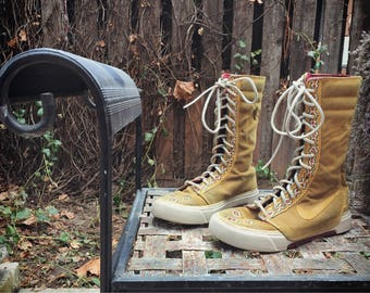 Pre Owned Nike Sabaku High Top Fashion Sneakers Women Size 5 Rare Southwestern Style
